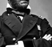 General William Tecumseh Sherman Sticker