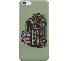 Runaway 5 (Tonzura Brothers) Bus - Earthbound iPhone Case/Skin