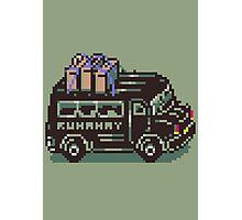 Runaway 5 (Tonzura Brothers) Bus - Earthbound Photographic Print