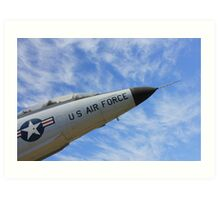 Into The Wild Blue Yonder Art Print