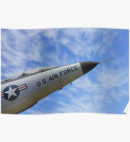 Into The Wild Blue Yonder Poster