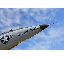 Into The Wild Blue Yonder Photographic Print