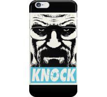 Breaking Bad - Knock iPhone Case/Skin