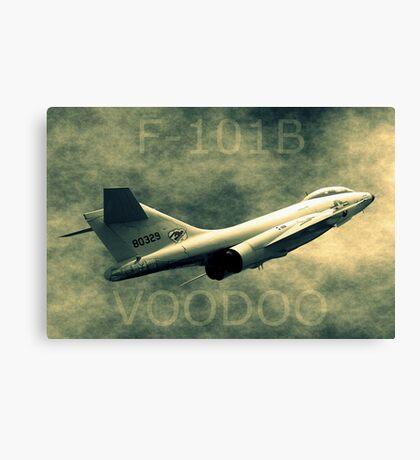 F101B Voodoo Canvas Print