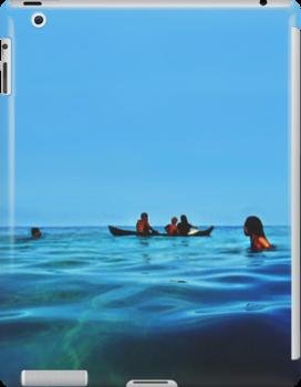 Island Sundays  by John Medbury (LAZY J Studios)