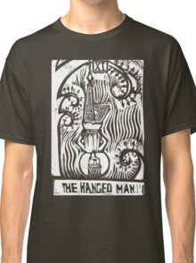 The Hanged Man - Tarot Cards - Major Arcana Classic T-Shirt
