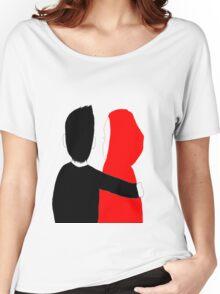 Simplistic Sterek  Women's Relaxed Fit T-Shirt