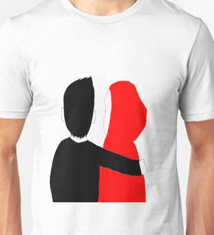 Simplistic Sterek  Unisex T-Shirt