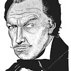 Vincent Price by Jason Young