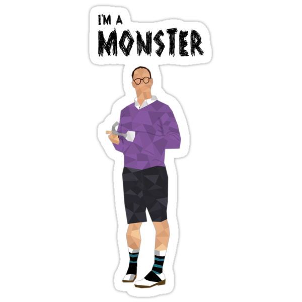 Arrested Development, I'm A Monster T Shirt by hacketjoe