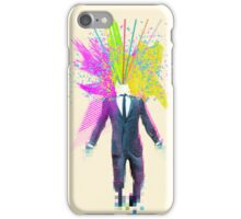 Shock to the system iPhone Case/Skin