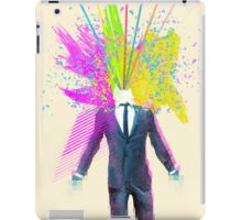 Shock to the system iPad Case/Skin