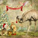 Billabong Christmas by Trudi's Images
