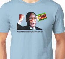 Vote Mugabe - Obama Unisex T-Shirt