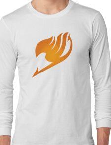 Fairy Tail FIRE Long Sleeve T-Shirt