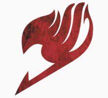 Fairy Tail Guild Logo Kids Tee