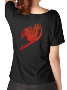 Fairy Tail Guild Logo Women's Relaxed Fit T-Shirt