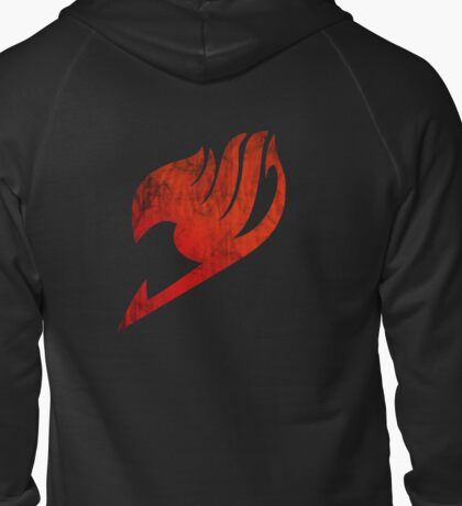 Fairy Tail Guild Logo Zipped Hoodie