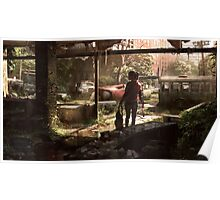 Ellie - The Last of Us Poster