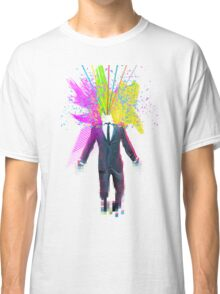 Shock to the system Classic T-Shirt