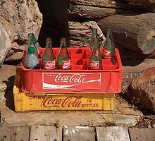 Coca Cola Americana by Frank Romeo