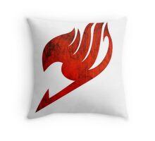 Fairy Tail Guild Logo Throw Pillow
