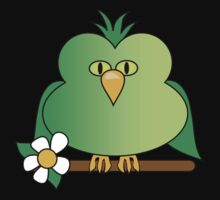 lovely Bird T-Shirts & Hoodies by incetelso