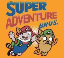 Super Adventure Bros. by YouKnowThatGuy