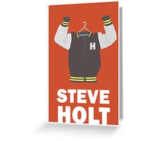 Arrested Development, Steve Holt Illustration Greeting Card