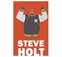 Arrested Development, Steve Holt Illustration Photographic Print