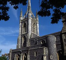St Mary's Church, Faversham by wiggyofipswich
