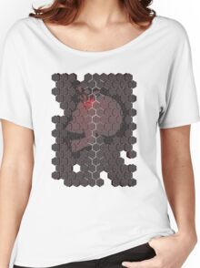 Escape from the Hive Mind  Women's Relaxed Fit T-Shirt