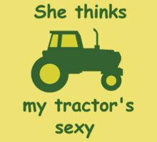 She thinks my tractor's sexy by Everwind