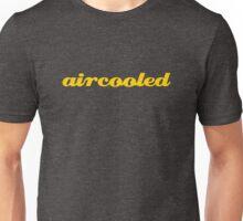 aircooled - yellow Unisex T-Shirt