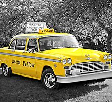 Yellow Cab 2 by ElleEmDee
