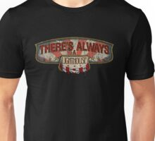 There's Always A Lighthouse Unisex T-Shirt