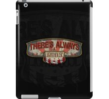 There's Always A Lighthouse iPad Case/Skin