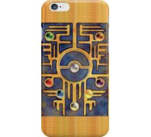 """Ancient Mew"" Card Back Case iPhone Case/Skin"
