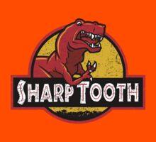 Sharp Tooth T-Shirt (Land Before Time - Jurassic Park) Kids Tee