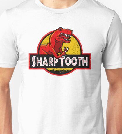 Sharp Tooth T-Shirt (Land Before Time - Jurassic Park) Unisex T-Shirt