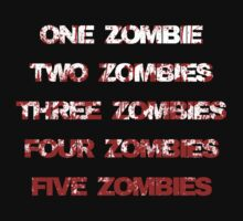 arghh zombies! T-Shirt