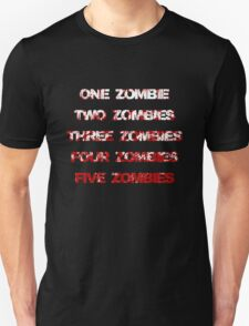 arghh zombies! T-Shirt