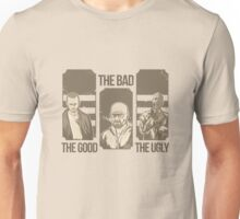 the good the bad & the ugly! (Jesse version) Unisex T-Shirt