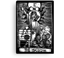 The Magician - Tarot Cards - Major Arcana Canvas Print