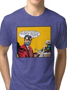 Down By the River Tri-blend T-Shirt