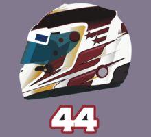 Lewis Hamilton Helmet 2015 world champion Kids Clothes