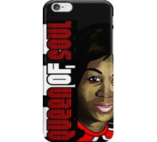 Queen Of Soul iPhone Case/Skin
