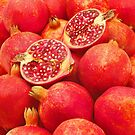 Pomegranate Red by Andrew Bret Wallis