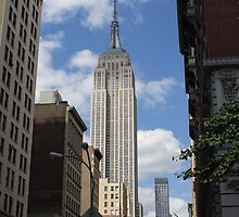 Empire State by Titch-IX