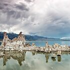 Reflected Storms at Mono Lake by Chris Frost Photography